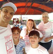 Дети осужденных из Абхазии посетили парк развлечений в Сочи